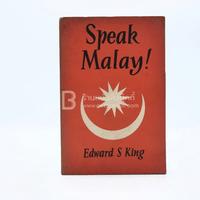 Speak Malay พูดภาษามลายู