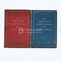 An Approach to English Literature Book One-Two