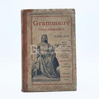 Grammaire Cours Elementaire