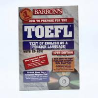 Barron's Toefl (ไม่มีซีดี)