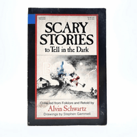 Scary Stories To Tell In The Dark (มีคราบน้ำ)