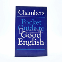 Pocket Guide to Good English