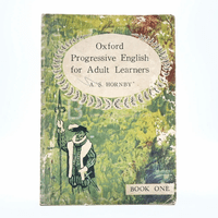 Oxford Progressive English for Adult Learners Book One