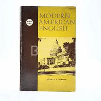 Modern American English Book One