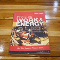 Physics Work & Energy เอกสารประกอบการเรียน วิชาฟิสิกส์ ม.4 เรื่อง งานและพลังงาน (มีรอยขีดเขียน)