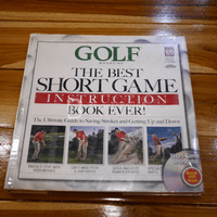 Golf The Best Short Game Instruction Book Ever! (ไม่มีซีดี)