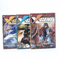 X-Gene สายพันธุ์สยองโลก 3 เล่มจบ (เล่ม 2 มีคราบน้ำ)