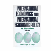 International Economics And International Economic Policy