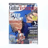Guitar Techniques 169 September 2009 (ไม่มีซีดี)