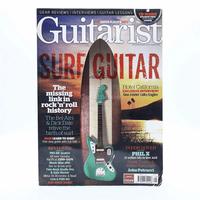 Guitarist 345 Summer 2011 (มีซีดี)