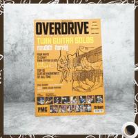 Overdrive Guitar Magazine Issue 244 September 2018