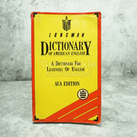 Everyday Dictionary of American English