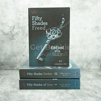 Fifty Shades of Grey ฟิฟตี้ เชดส์ 3 เล่มจบ