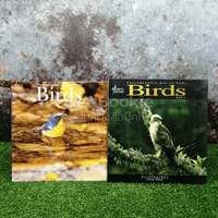 Photographic Art of Thai Bird ความในภาพนก 2 เล่ม