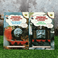 Thomas The Tank Engine & Friends No.28-29