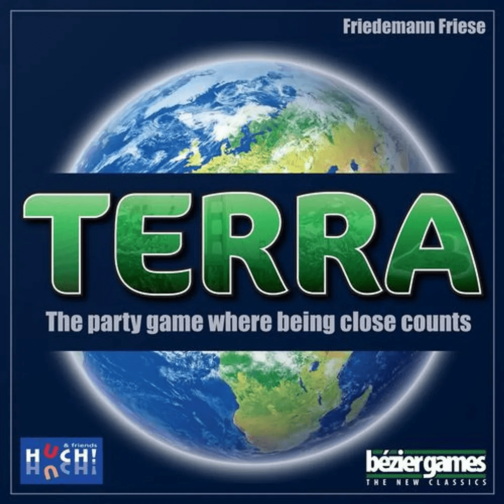 Terra บอร์ดเกม