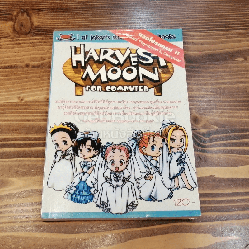 Harvest Moon For Computer