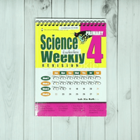 Science Weekly Revision Primary 4