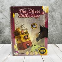 The Three Little Pigs  บอร์ดเกม