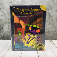 The Grasshopper and the Ant  บอร์ดเกม