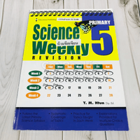 Science Weekly Revision Primary 5