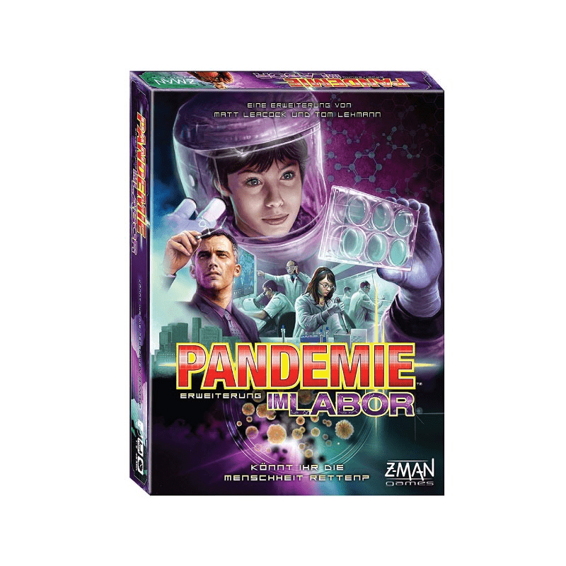 Pandemic: In The Lab Board Game