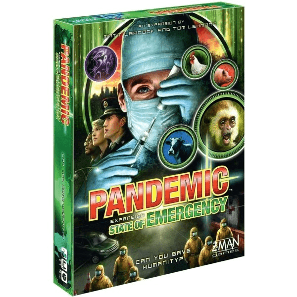 Pandemic: State of Emergency Board Game