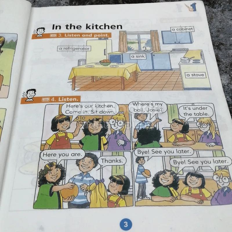 High Five Student's Book 2 หนังสือเรียนภาษาอังกฤษ ชั้นประถมศึกษาปีที่ 2