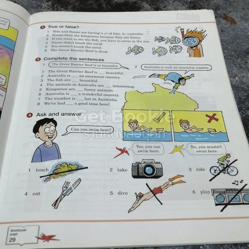 Get Set Go! Pupil's Book 6