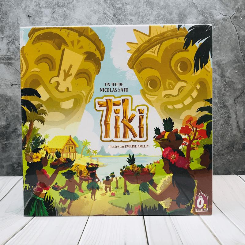 Tiki  บอร์ดเกม