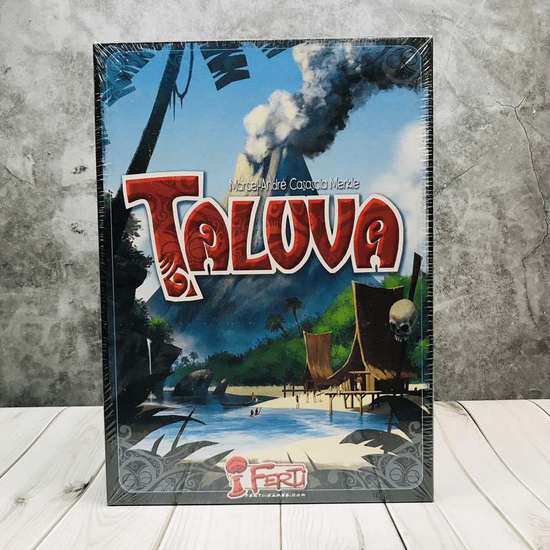 Taluva บอร์ดเกม