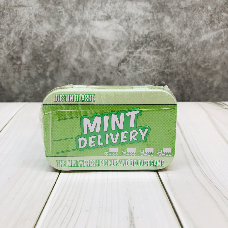 Mint Delivery  บอร์ดเกม