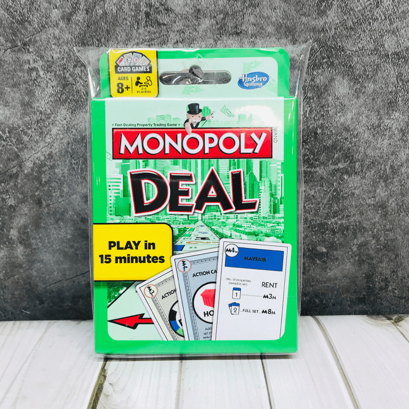 MONOPOLY DEAL  บอร์ดเกม