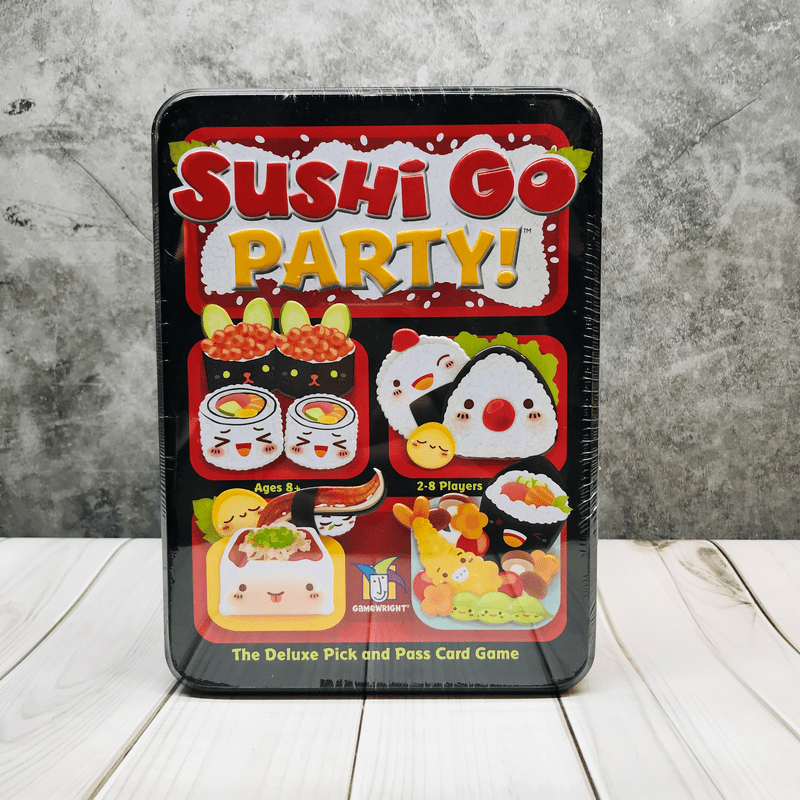 Sushi Go Party! บอร์ดเกม