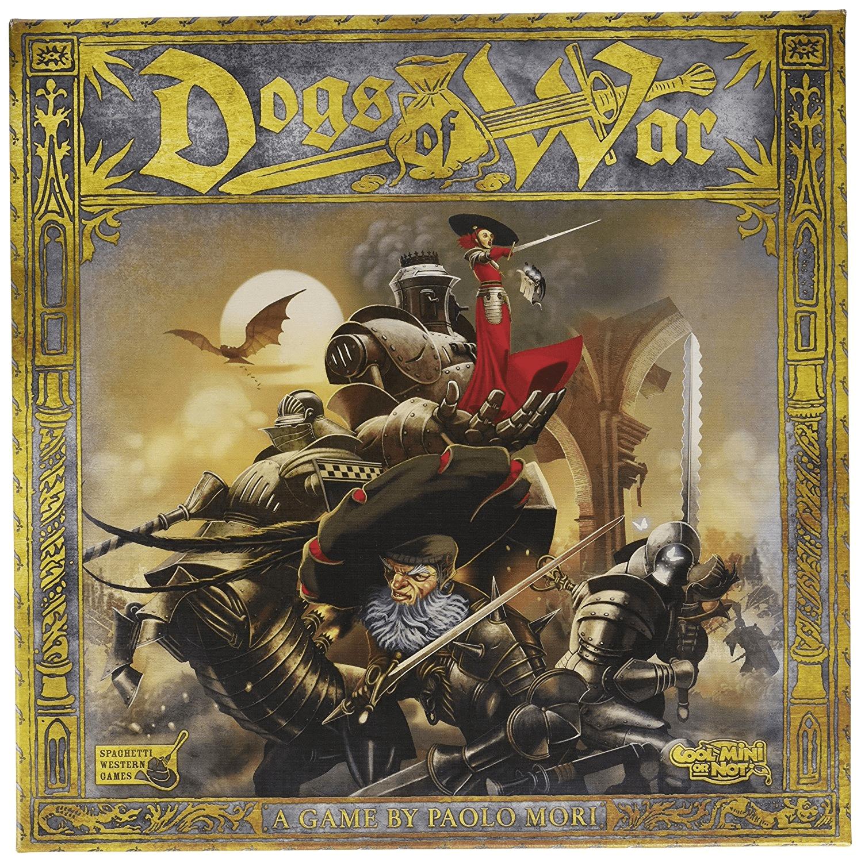 Dog of Wars: Core Game บอร์ดเกม
