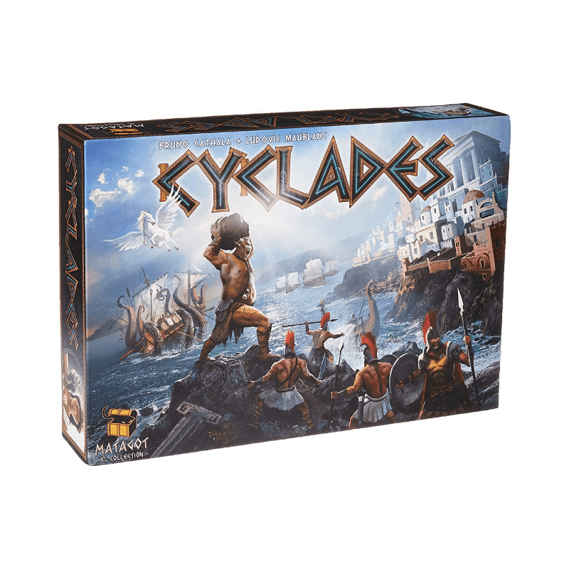 Cyclades บอร์ดเกม