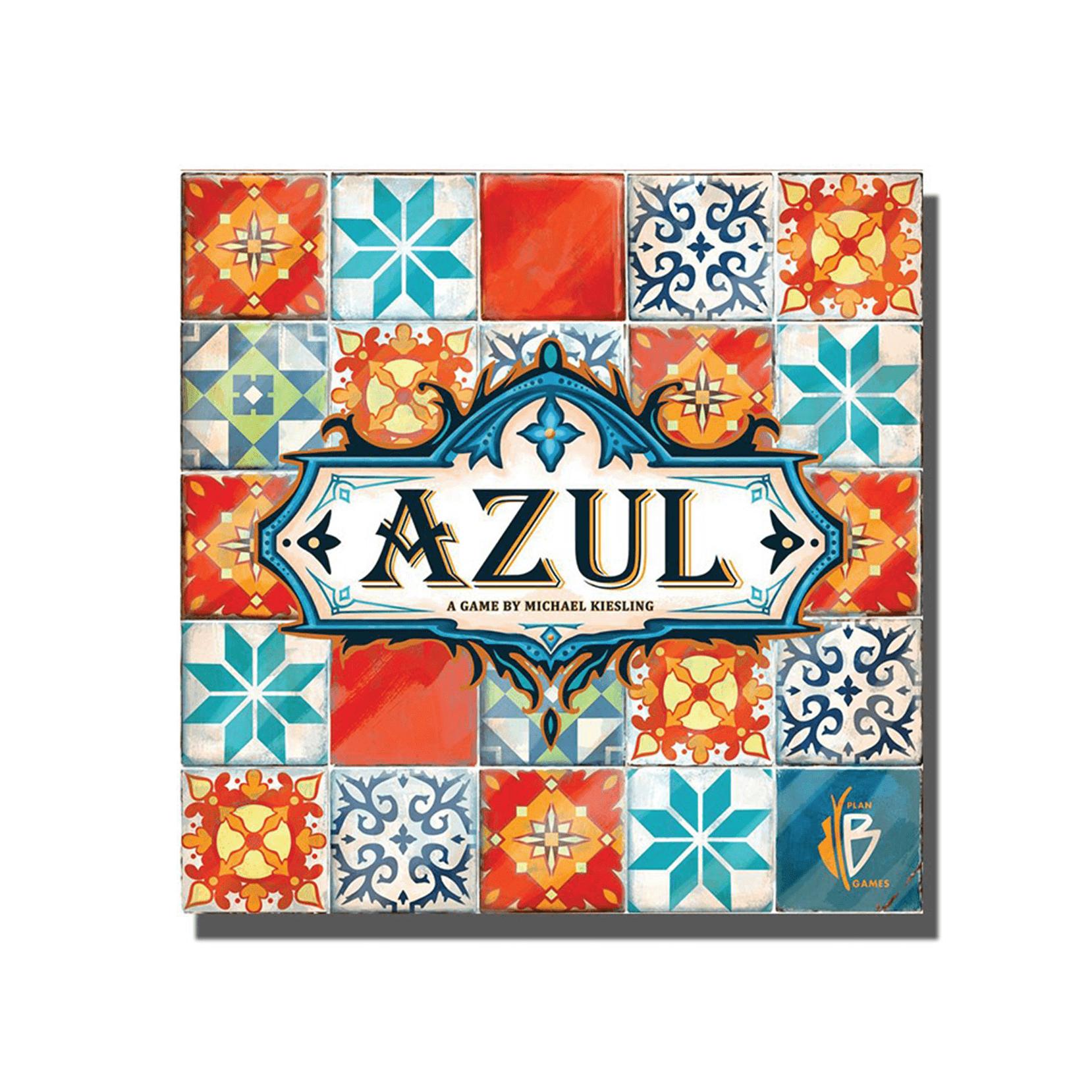 Azul บอร์ดเกม