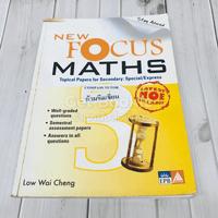 New Focus Maths 3