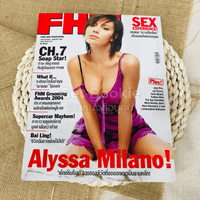 FHM  January 2005