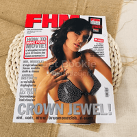 FHM October 2004