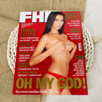 FHM June 2004