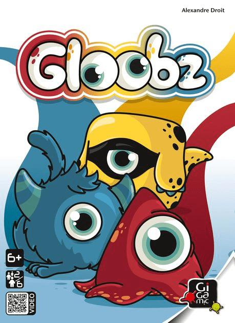 Gloobz บอร์ดเกม