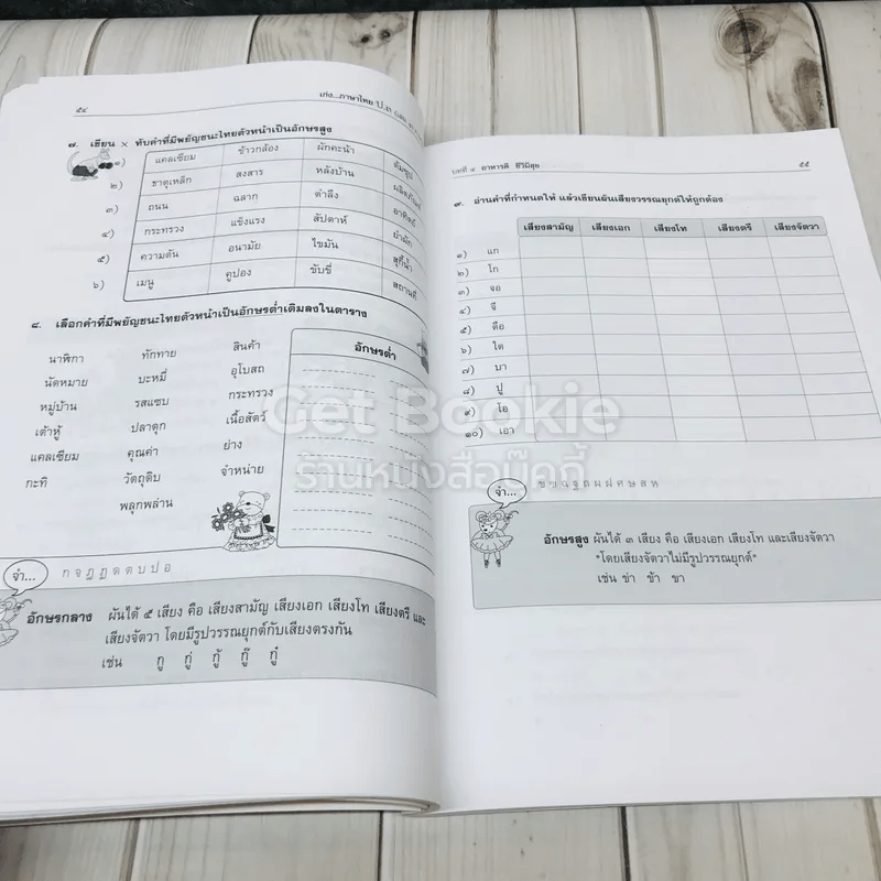 เก่งภาษาไทย ภาษาพาทีและวรรณคดีลำนำ ป.3 เล่ม 1