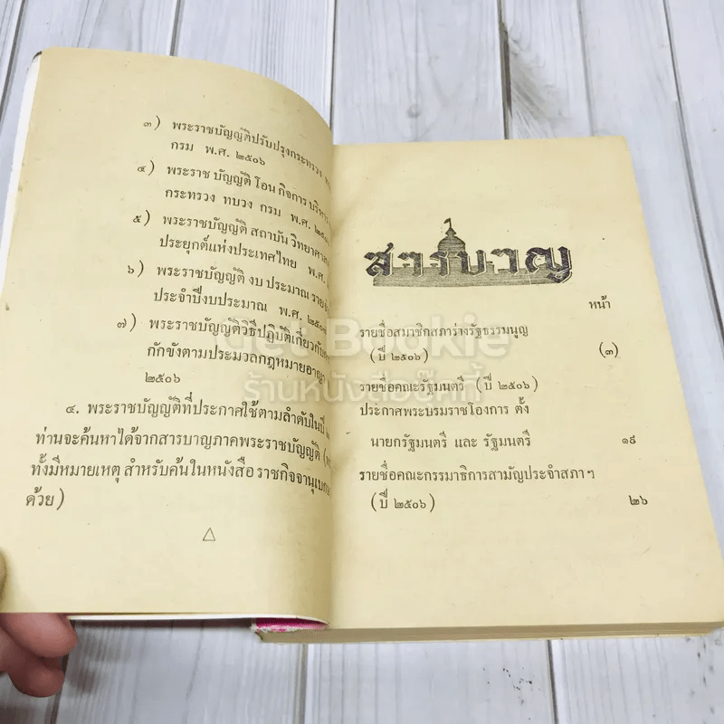 รัฐสภาสาร ฉบับนิติบัญญัติ เล่ม 8 พ.ศ.2506
