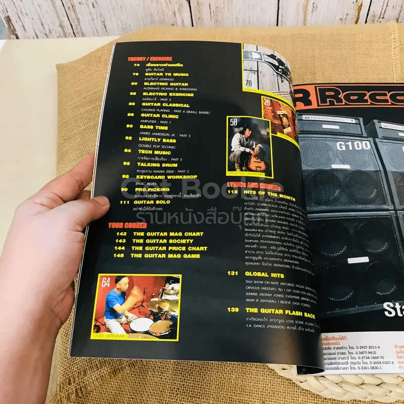 The Guitar Mag No.361