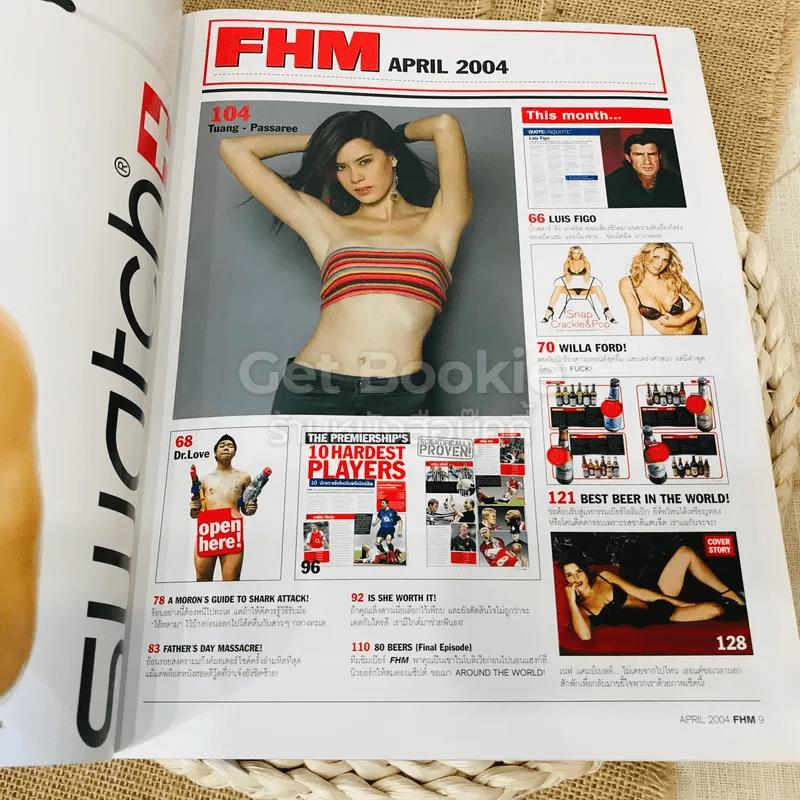 FHM April 2004