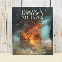Dead men Tell no Tales Board Game บอร์ดเกม