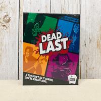 Dead Last Board Game บอร์ดเกม