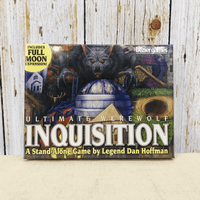 Ultimate Werewolf Inquisition Board Game บอร์ดเกม