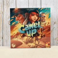 คาเมล อัพ 2 (Camel Up 2nd Edition) บอร์ดเกม